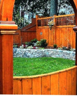 Fence Staining and Fence Painting